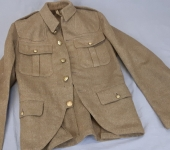 1902 Pattern First War Khaki Cut Away