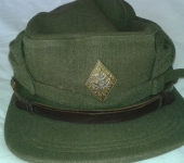 Canadian Womens Army Corps Visor