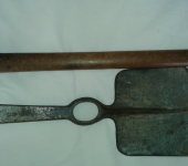 44 Dated Pick/ Shovel