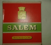 Third Reich Period Cigarettes