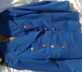 1944 Dated WRCN Sub Lieutenant s  Tunic