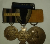 Franco Prussian War Medal Group