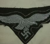 Luftwaffe Paratrooper Smock Eagle