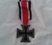 Iron Cross 2nd Class Third Reich Period