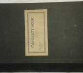 First War Vintage Caualty Book