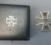 First War Iron Cross 1st Class & Case