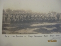 1900 Dated Photograph of 78th Pictou Highlanders