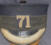 Circa 1890's Officers Forage Cap