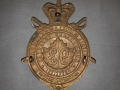 93rd Cumberland Battalion of Infantry Helmet Plate