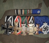 Imperial/Third Reich Medal Group