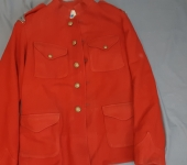 Pre First War Cavalry Tunic