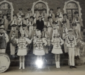 266th Cadet Corps Band Photo