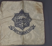 1st Battalion Midland Regiment Pillowcase