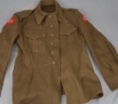 Royal Canadian Army Cadet Corps Minty Tunic