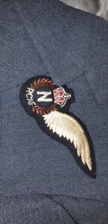 RCAF Navigators 4 Pocket