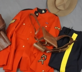 RCMP Red Serge Grouping