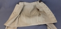 50th (Gordon Highlanders) White Serge Shell Jacket